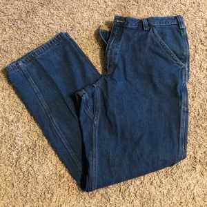 Duluth Trading Co. relaxed fit jeans 40x34